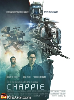 Chappie (2015)