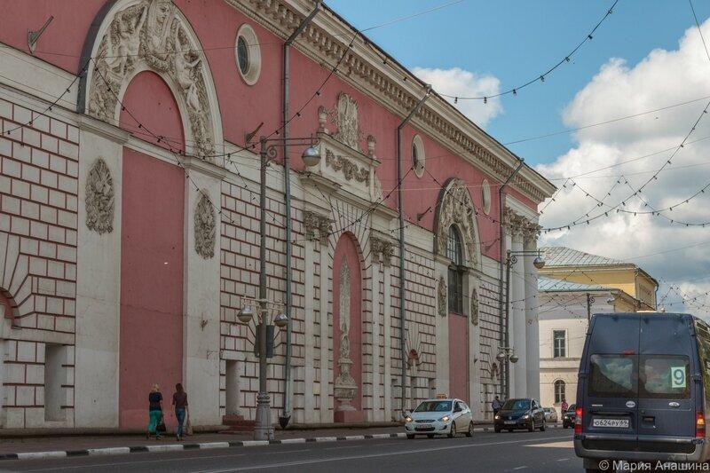 Тверской областной академический театр драмы, Тверь