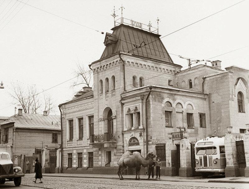 215416 Уголок Дурова Нина Каневская 1965