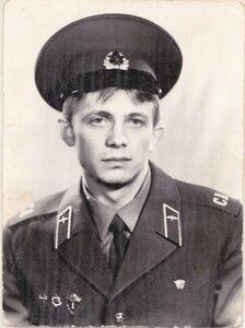Украинец Толочко Александр Анатольевич из Чернигова - один из ликвидаторов Чернобыльской АЭС