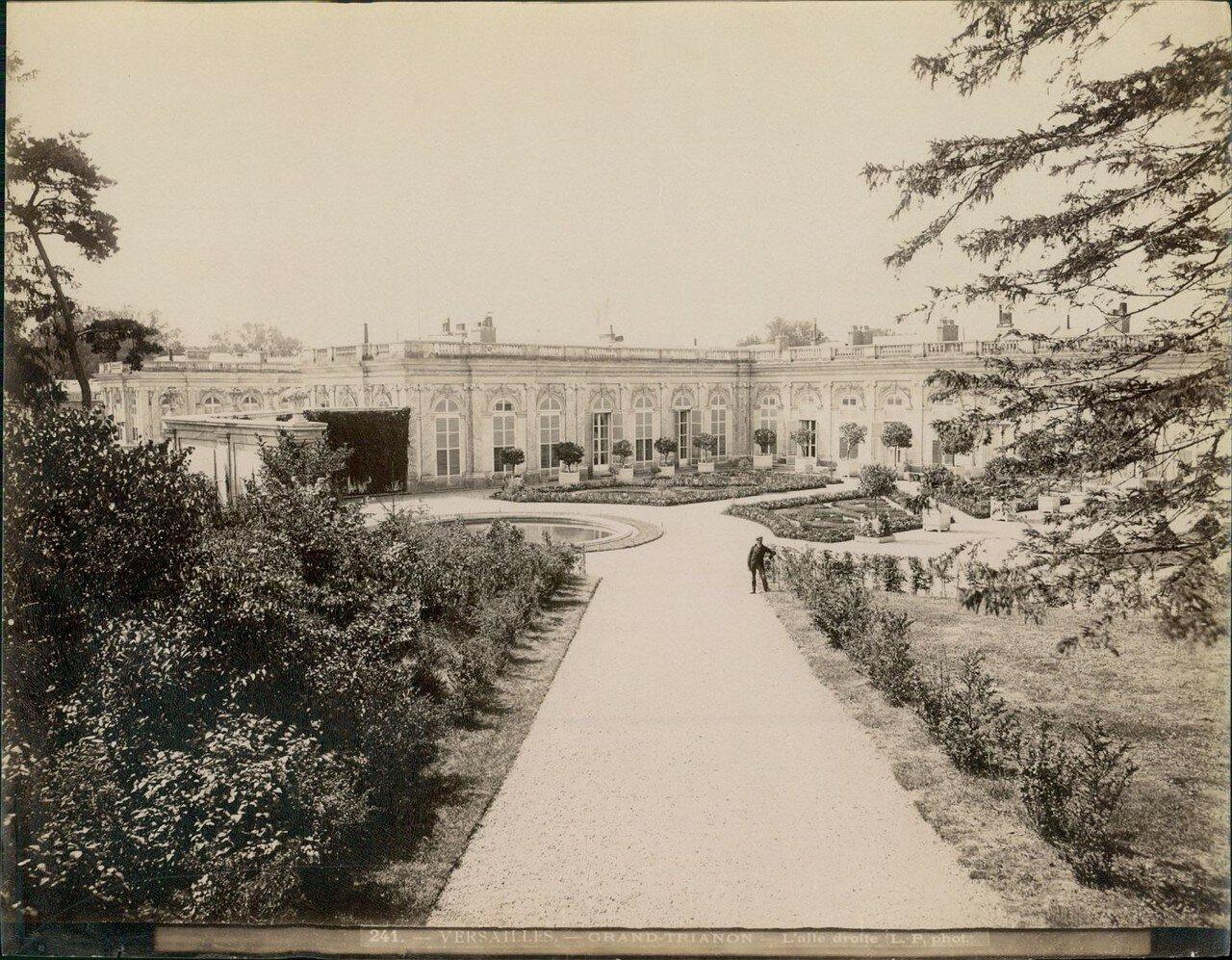 Версальский дворец. Правое крыло
