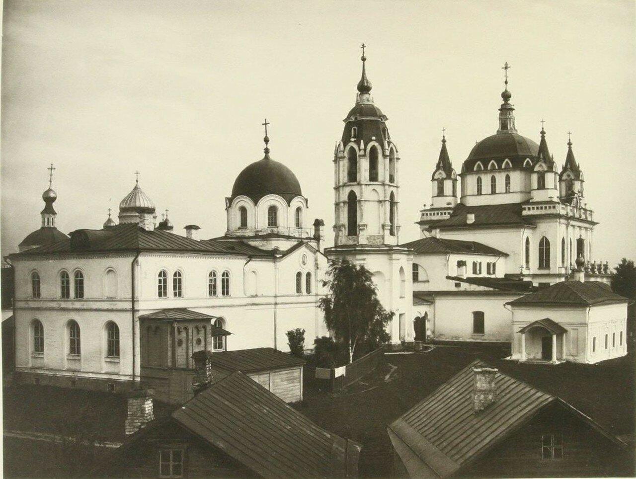 387. Зачатиевский монастырь