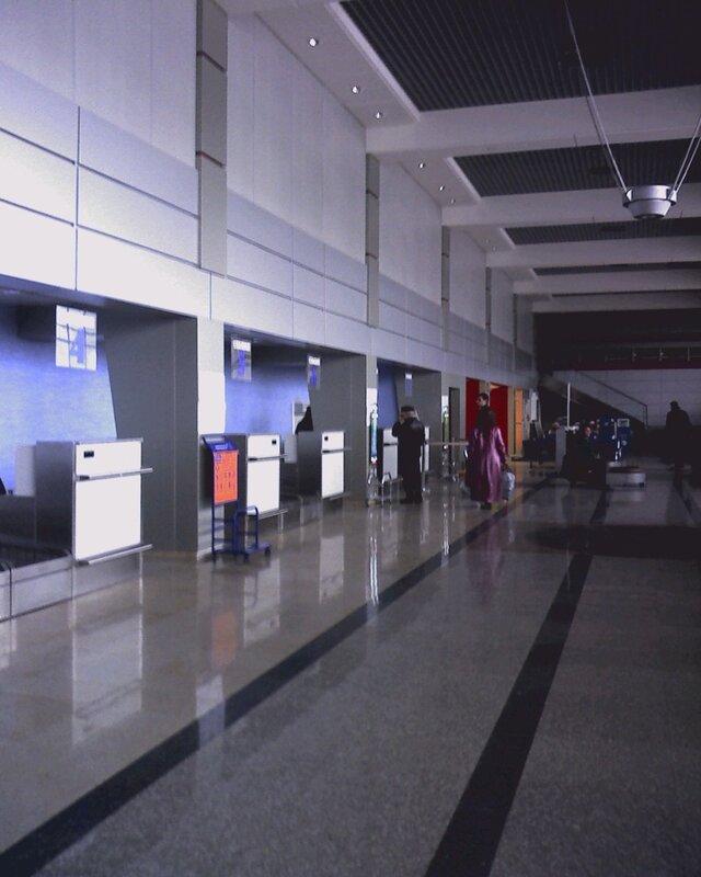 Онлайн Табло развернуто Международный Аэропорт Астана