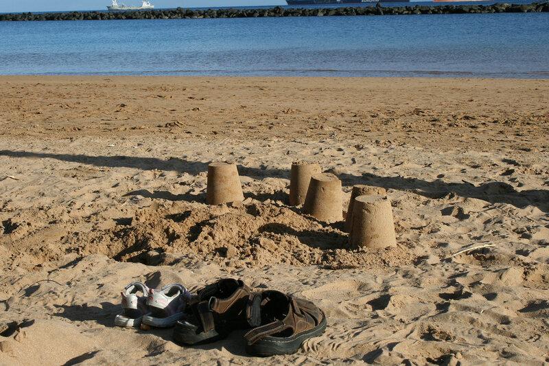Тенерифе, пляж Тереситас