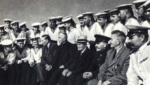 Участники восстания