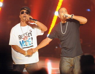 Церемония BET Hip-Hop Awards 2008