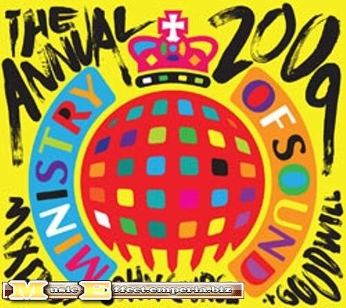 Ministry Of Sound: The Annual 2009 Australia Editi ...
