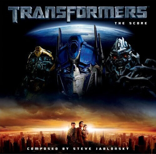OST Transformers Deluxe Supreme Edition 2CD / Тран ...