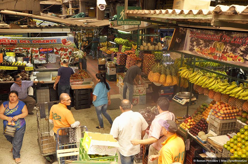 0 151e8d b9d844c9 orig День 173 177. Автобусы Metro Plus и посещение большого продуктового рынка Плаза Минориста в Медельине