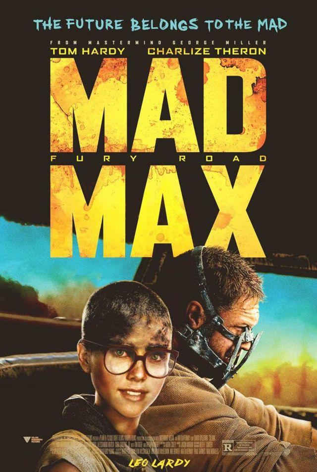 4. «Безумный Макс: Дорога ярости»