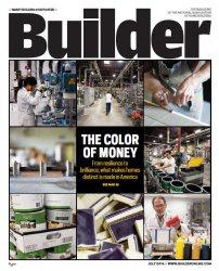 Журнал Builder Magazine - July 2014