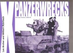 Книга Panzerwrecks X: German Armour 1944-45