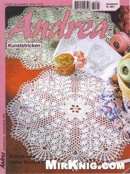 Журнал Andrea kunststricken №0801