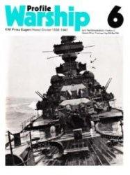 KM Prinz Eugen / Heavy Cruiser 1938-1947 (Warship Profile 6)