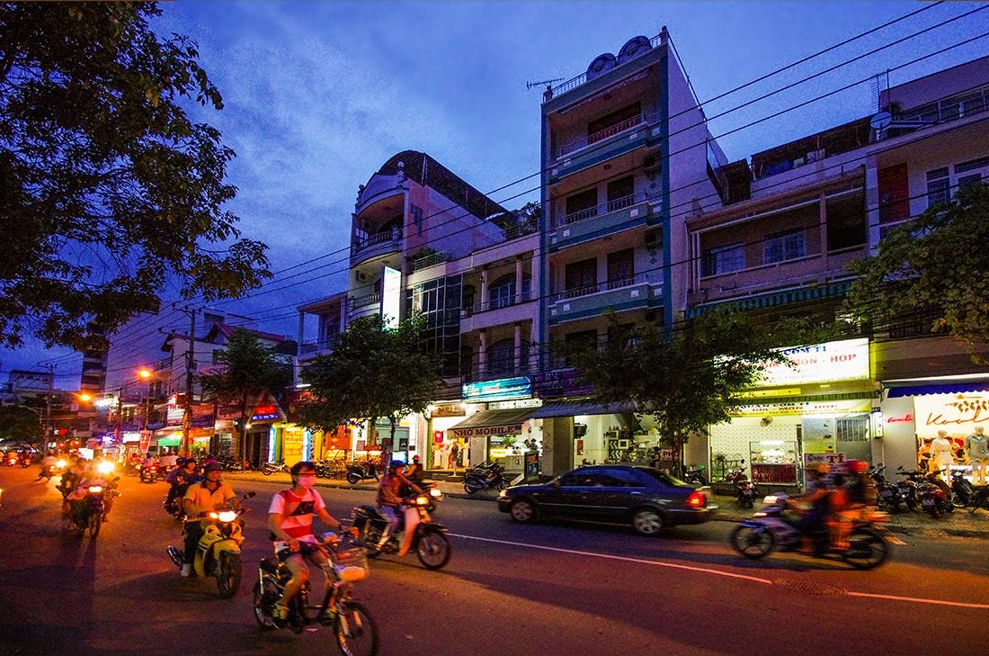 Вьетнамский вечер