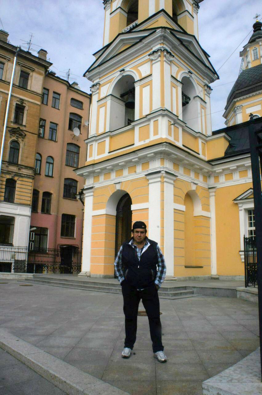 Храм Симеона Богоприимца и Анны Пророчицы на Моховой.