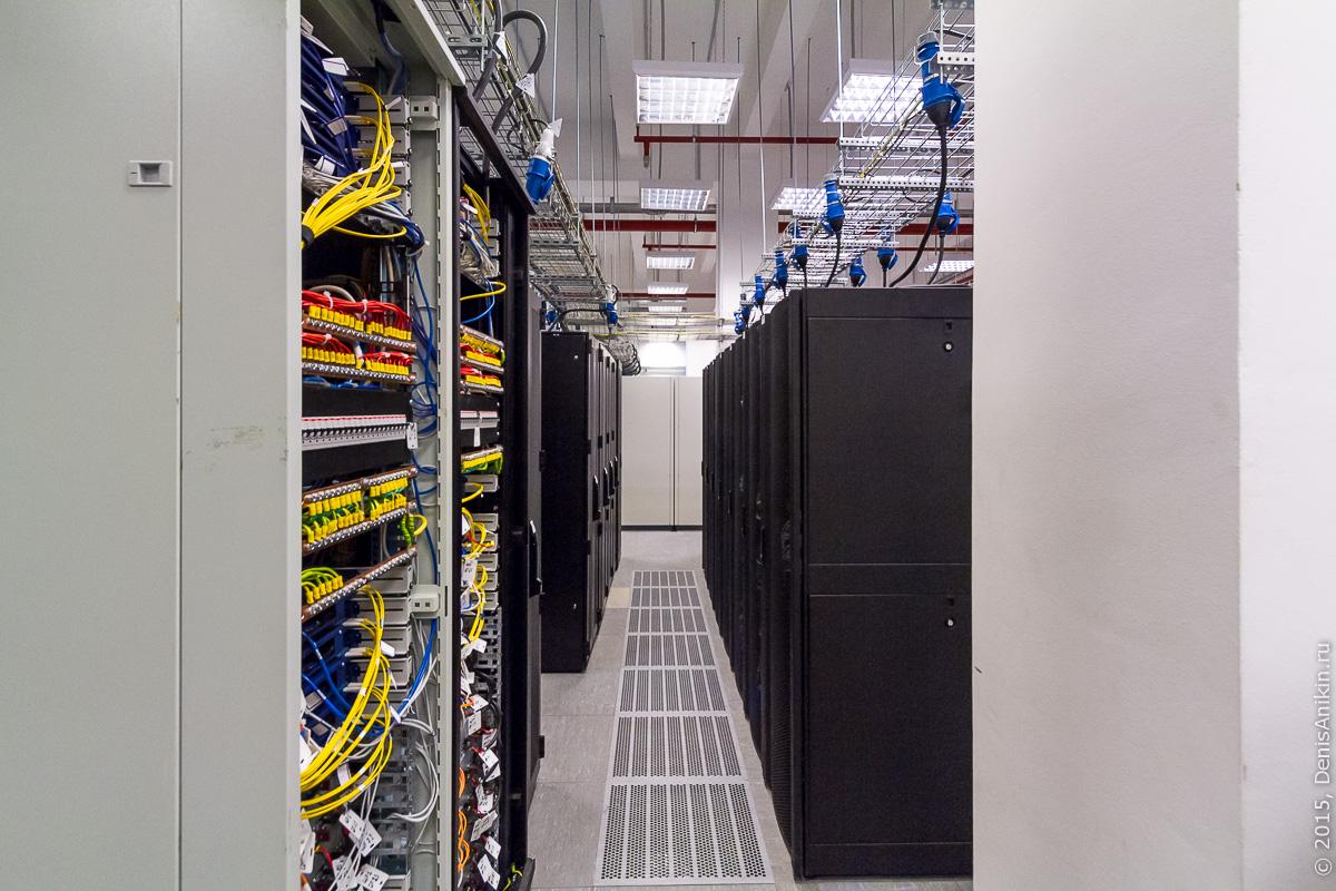 Центр обработки данных Мегафон Самара 19