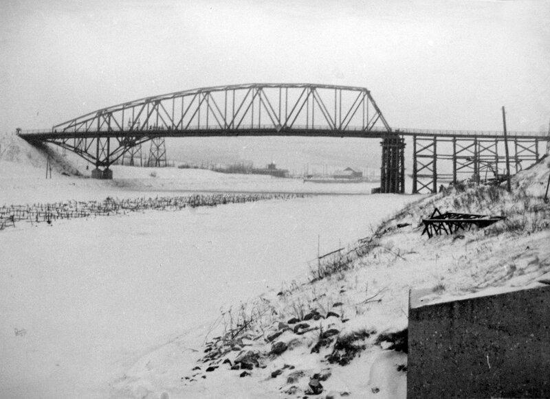 1942 Яхромский мост после восстановления.jpg