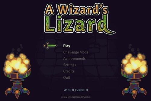 Download A Wizard's Lizard