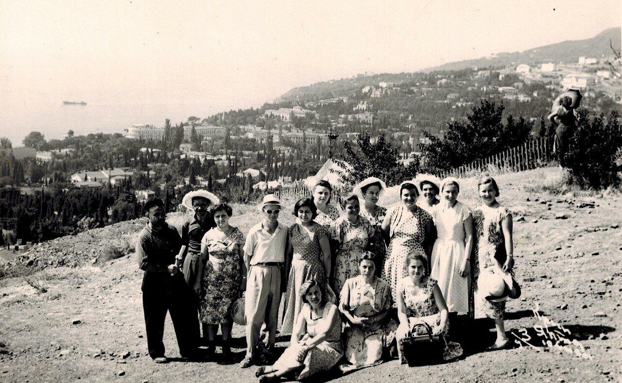 Ялта. 1960