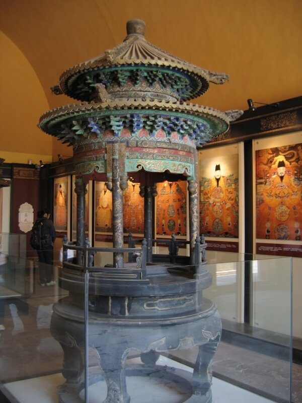 Дворец Воздержания, Храм Неба