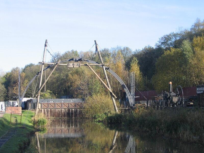 Канал для транспортировки грузов