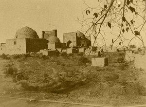 Мавзолей Наджмеддина Кубра (XII-XIII вв.) в Куня-Ургенч
