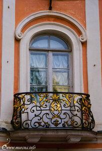 Балкон Дворца Петра III