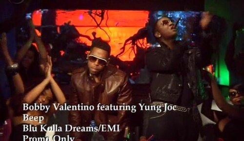 Bobby Valentino ft.Yung Joc - Beep