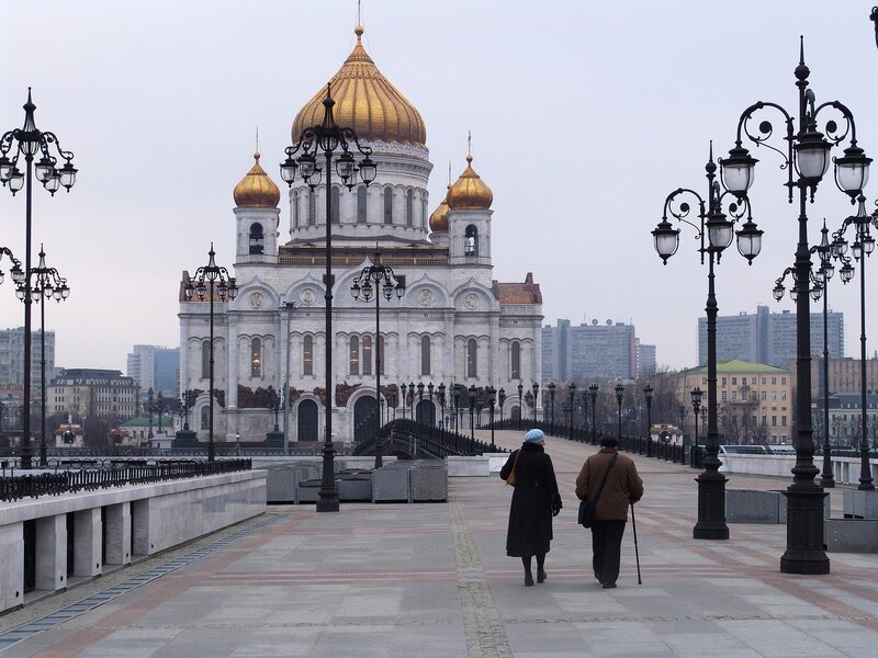 Дорога к Храму...