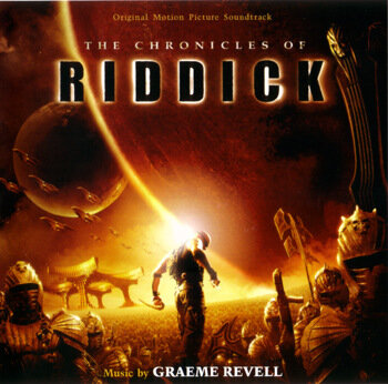 OST The Chronicles Of Riddick / Хроники Риддика (2 ...