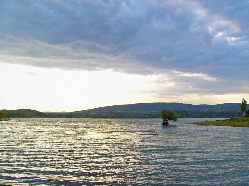 """Симферополькое водохранилище - жизненно важное """"чудо"""" для всего города"""