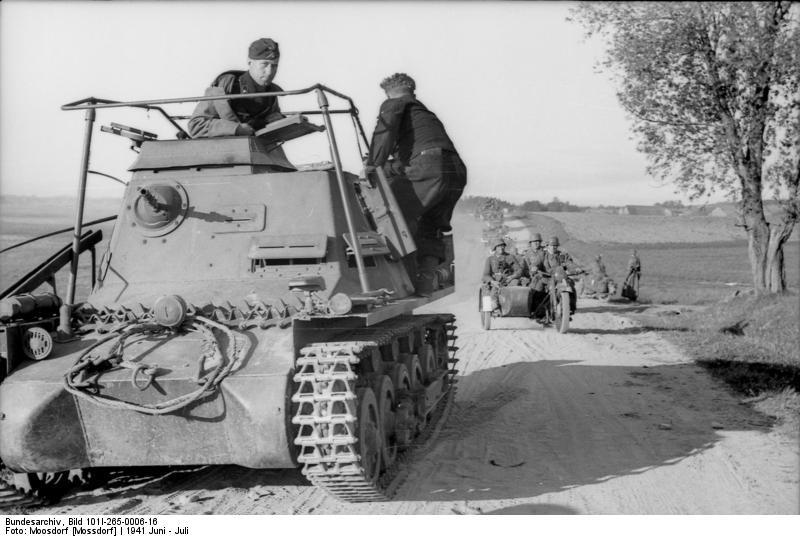 Sd.Kfz. 265 Panzerbefehlswagen