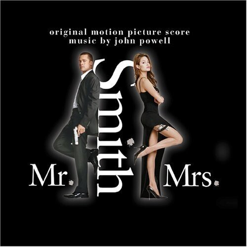 Mr. & Mrs. Smith  OST
