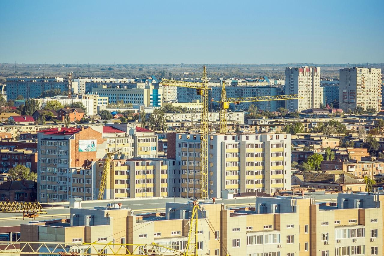 Новострой Астрахани