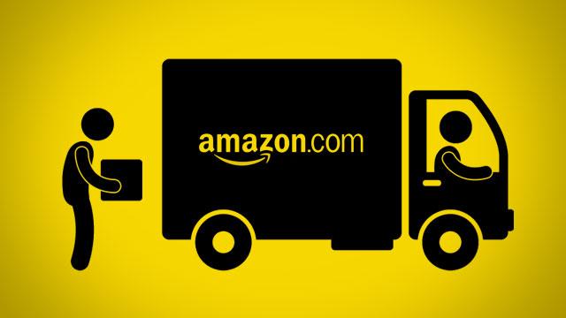Amazon увеличивает объемы своего бизнеса