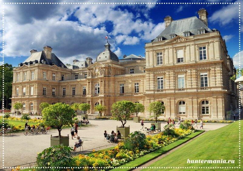 Люксембург. Большие достопримечательности маленькой страны