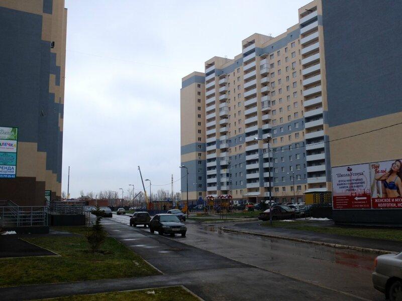 пл. Куйбышева, чапаевская, ЖК Волгарь 236.JPG