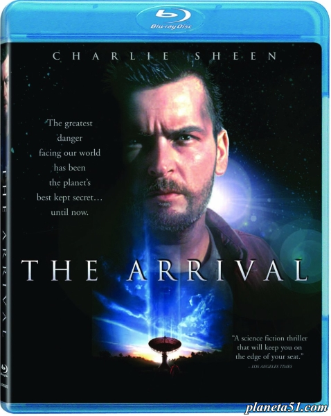 Прибытие / The Arrival (1996/BDRip) + AVC