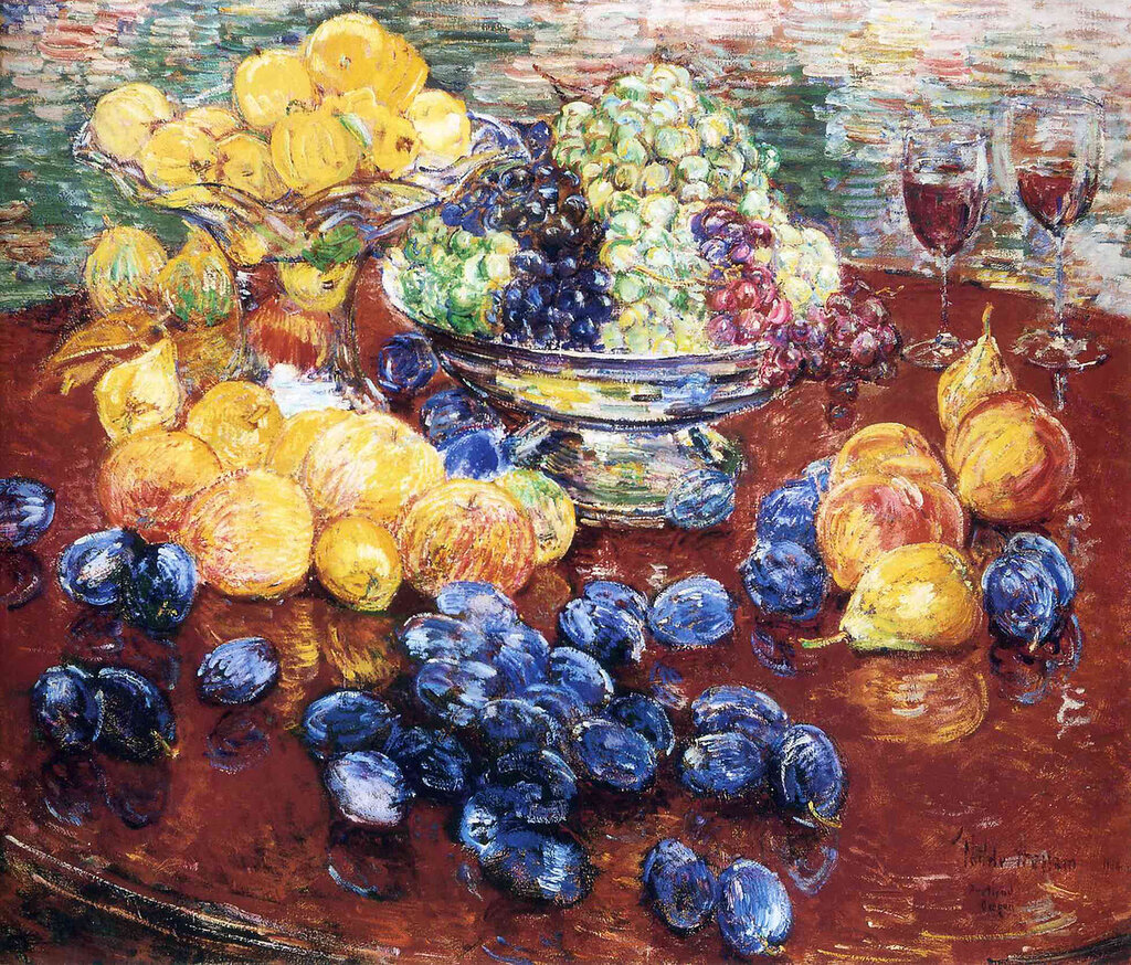 Still Life, Fruits, 1904.jpg