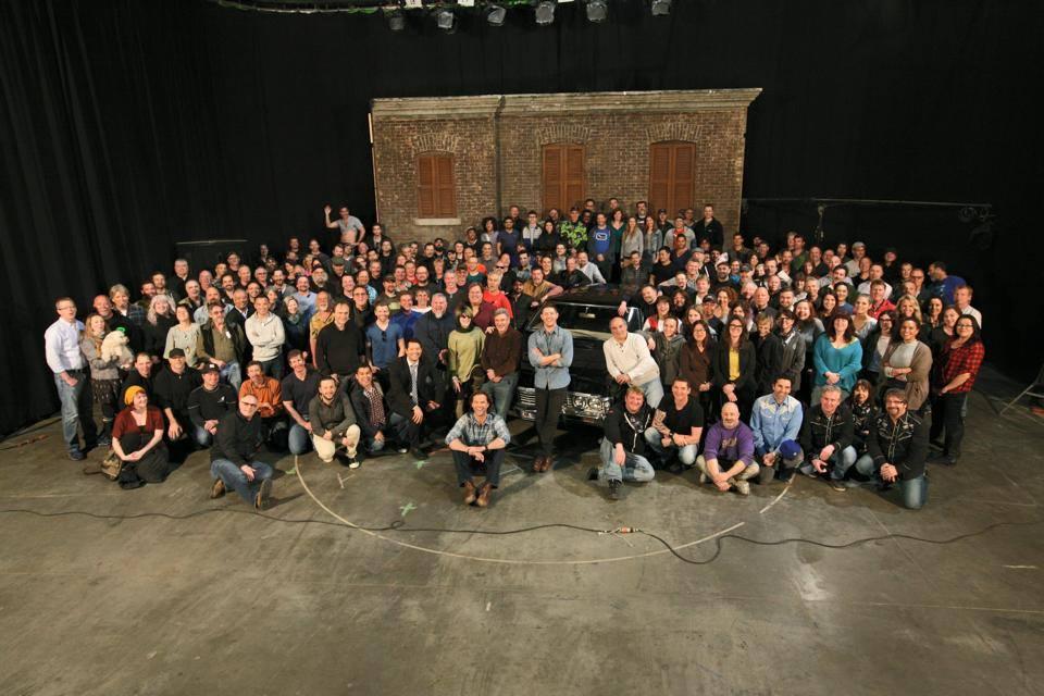 Закончились съемки 10 сезона сериала «Сверхъестественное»
