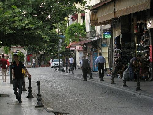 Стамбульские улочки. Автор фото: Станислав Кривошеев