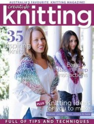 Журнал Australia's Favourite Knitting Magazine: Creative Knitting №45 2014