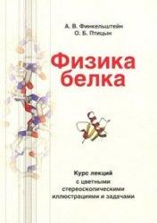 Книга Физика белка