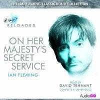 On Her Majesty's Secret Service (Audiobook)