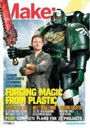 Журнал Make Magazine - Volume 32 2012