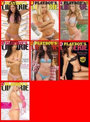 Журнал Playboys Lingerie 2010 (все выпуски)