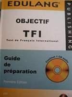 Книга Test de Français International: Guide de préparation