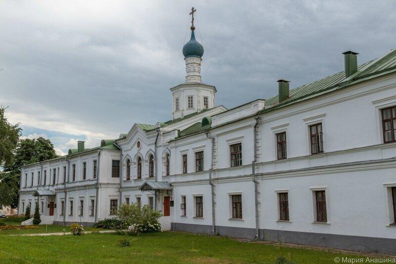 Гостиница Знати, Рязанский кремль