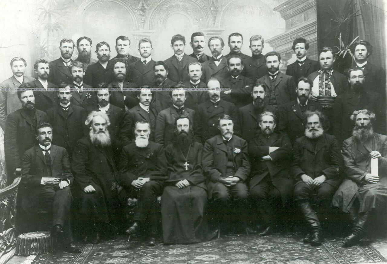 Группа депутатов Второй Государственной думы членов партии Социалистов - революционеров